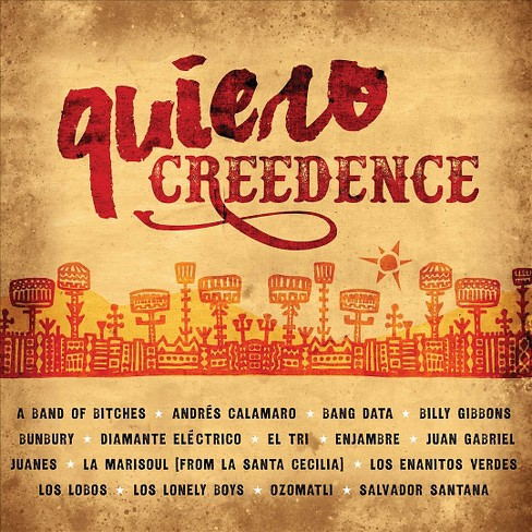 Various Artists -Quiero Creedence - image 1 of 1