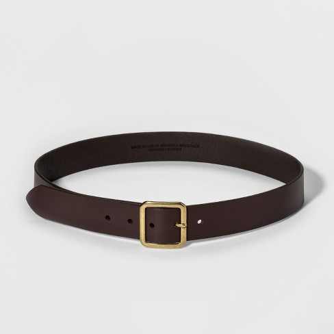 Women's Pilgrim Belts - Universal Thread™ Brown L - image 1 of 2