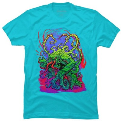 RISE, TENDRIL, RISE! Mens Graphic T-Shirt - Design By Humans