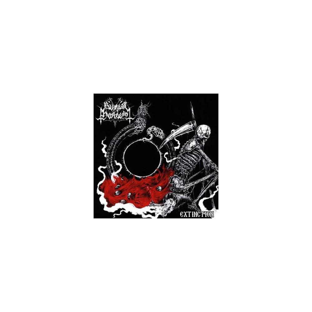 Burial Hordes - Extinction (CD)