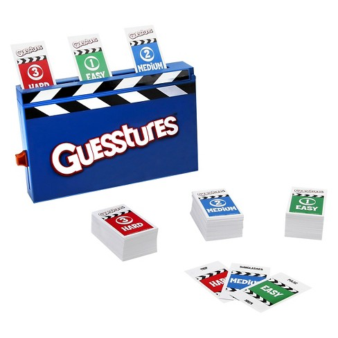 Guesstures Charades Game - image 1 of 10