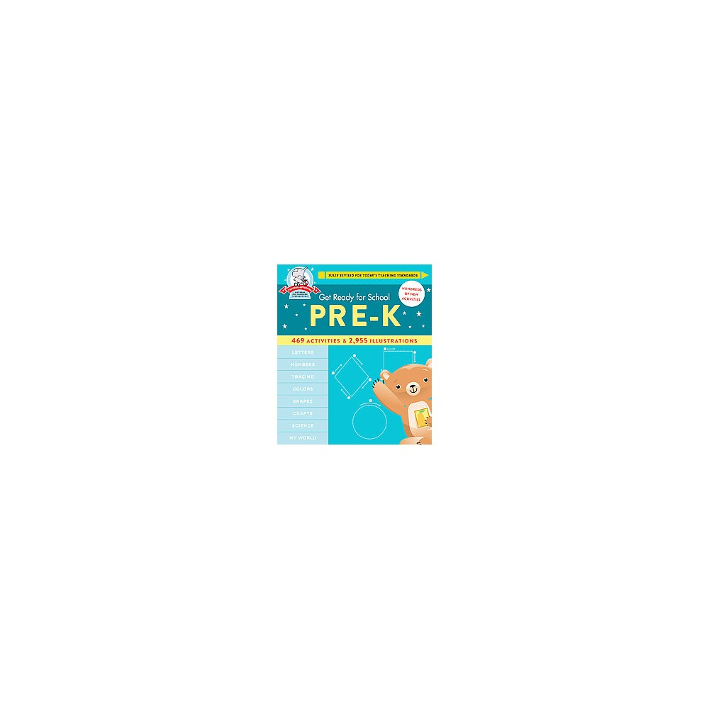 Get Ready for Pre-K (Revised) (Hardcover) (Heather Stella)