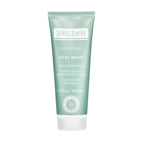 Bolden Clean Skin Clay Face Mask - 3.5 fl oz - image 1 of 3