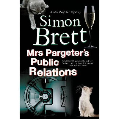 Mrs Pargeter's Public Relations - (Mrs Pargeter Mystery) by  Simon Brett (Paperback)