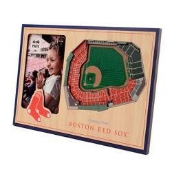 "MLB Boston Red Sox Stadium View Photo Frame - 4"" x 6"""