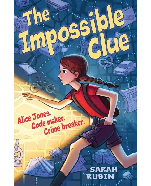 Impossible Clue (Hardcover) (Sarah Rubin) - image 1 of 1