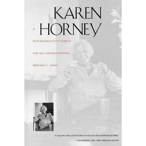 Karen Horney - by  Bernard J Paris (Paperback) - image 1 of 1