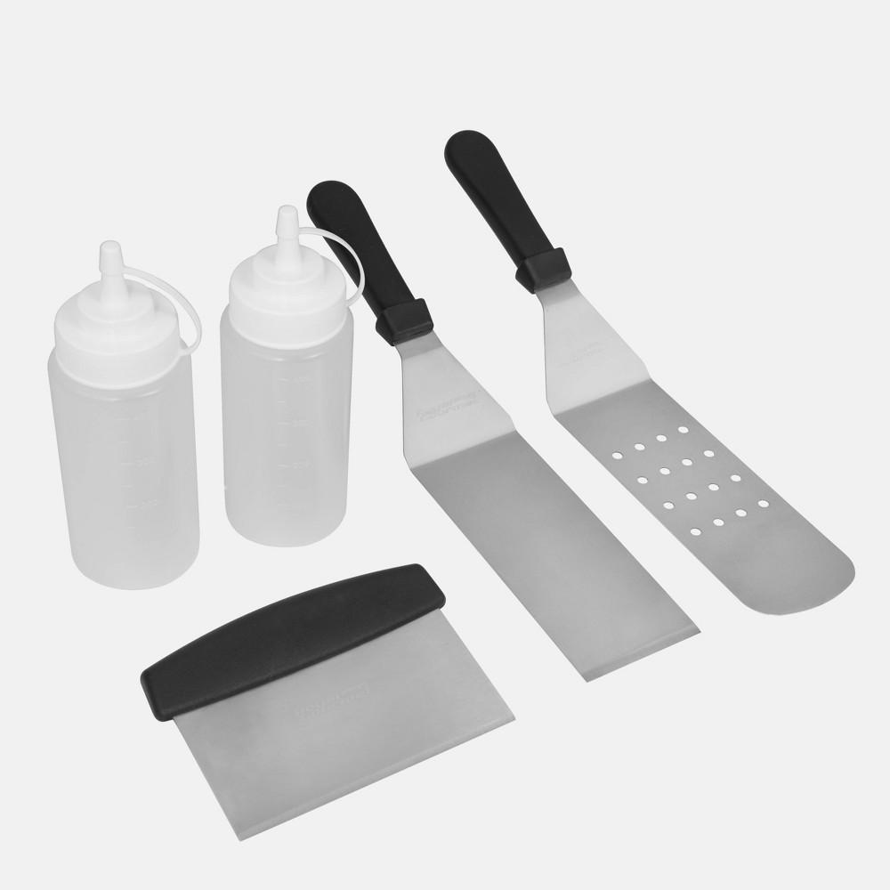 Image of 5pc Griddle Tool Kit - Royal Gourmet
