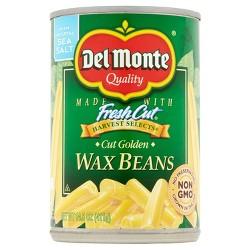Del Monte Fresh Cut Specialties Cut Golden Wax Beans -  14.5oz