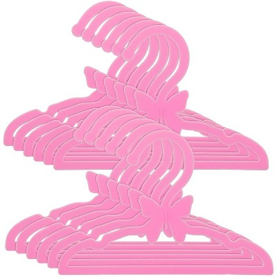 Dress Along Dolly Clothes Hangers for American Girl Doll, Pink