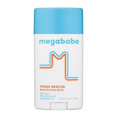 Megababe Thigh Rescue Anti-Chafe Stick - 2.12oz