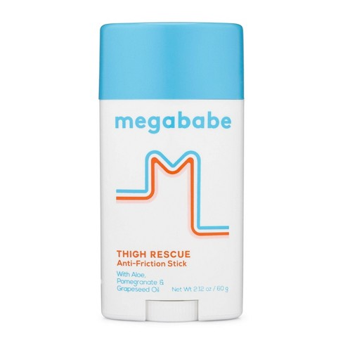 Megababe Thigh Rescue Anti-Chafe Stick - 2.12oz - image 1 of 4