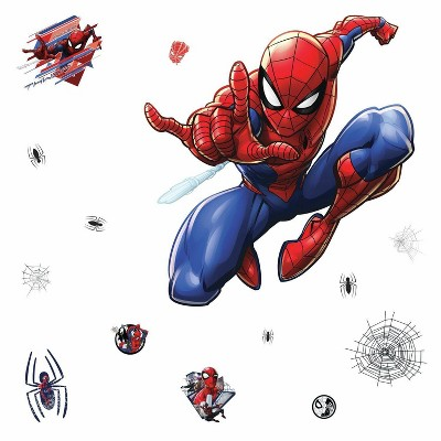Spider-Man Giant Peel and Stick Wall Decals - RoomMates