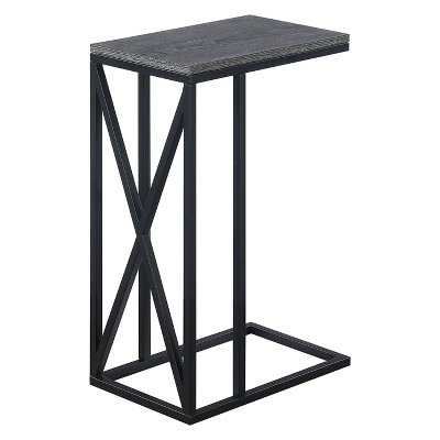 Tucson End Table Weathered Gray - Johar Furniture