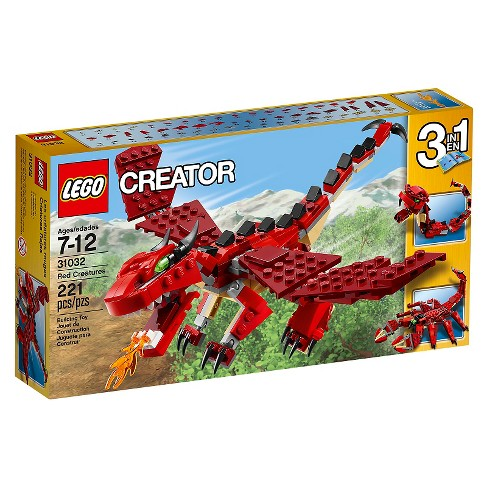 LEGO® Creator Red Creatures 31032 - image 1 of 7