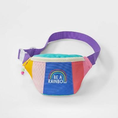 Girls' Colorblock Crossbody Bag - Cat & Jack™