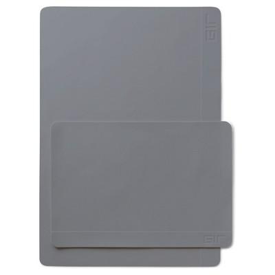 GIR Silicon Baking Mat 2pc Set Gray