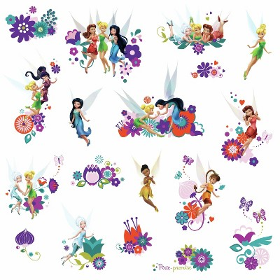 Disney Fairies Best Fairy Friends Peel and Stick Wall Decal - RoomMates