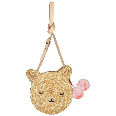 Meri Meri - Cross Body Cat Bag - Handbags - 1ct - image 1 of 1