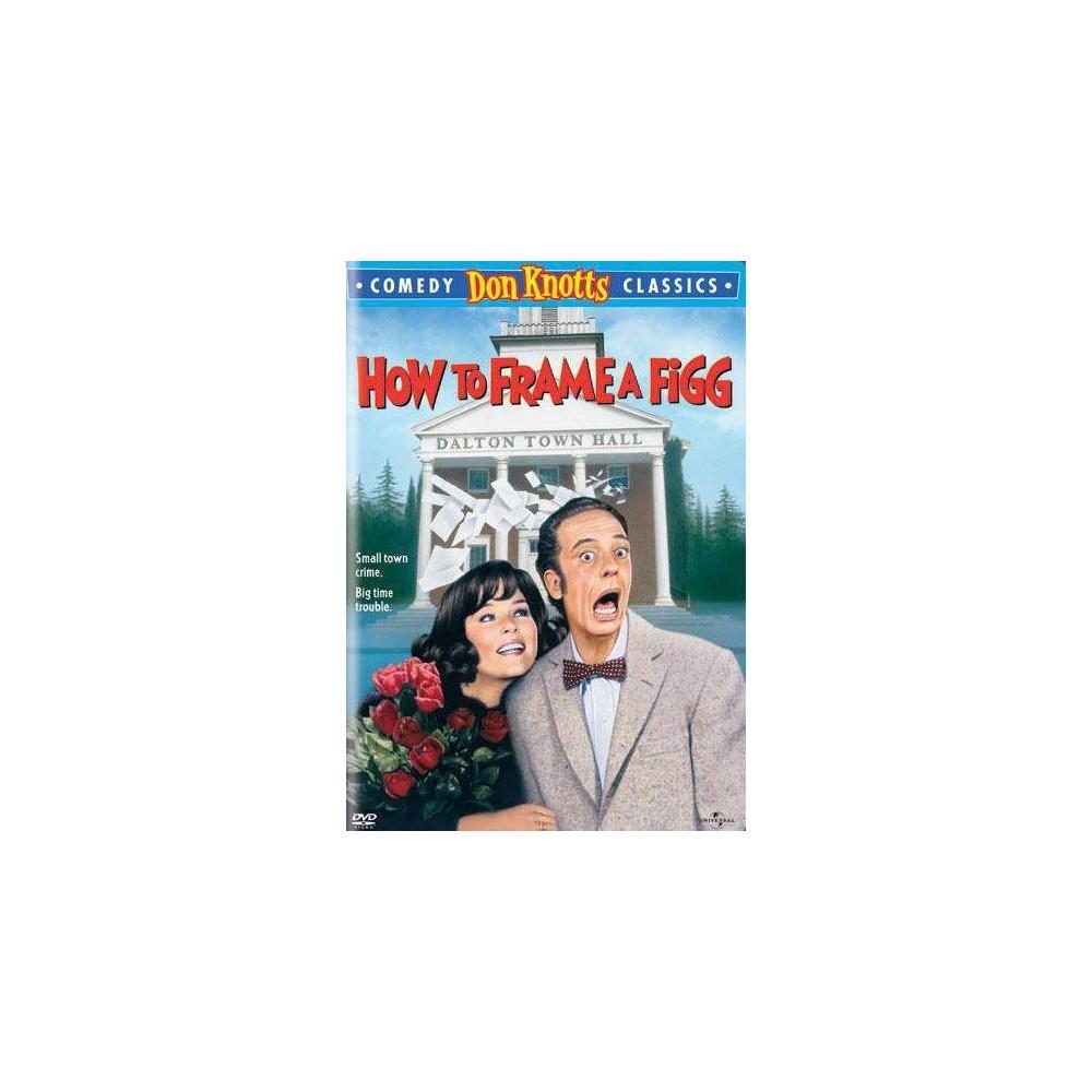 How To Frame A Figg Dvd 2003
