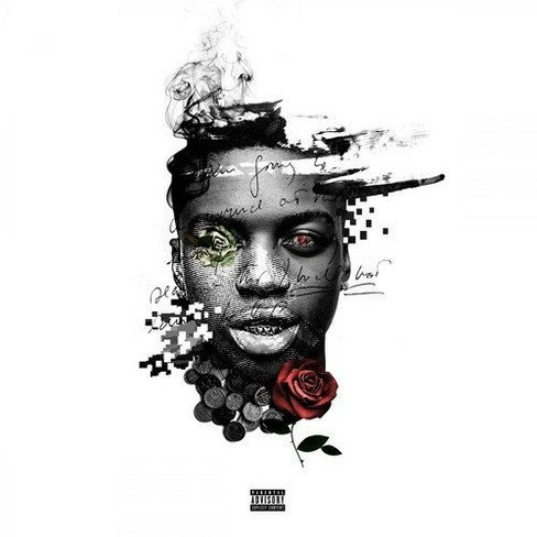 Ishdarr - Broken Hearts & Bank Rolls (CD) - image 1 of 1