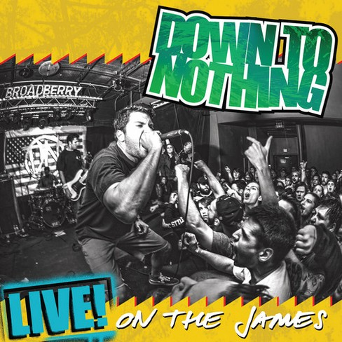 Down To Nothing - Live On The James (Vinyl) - image 1 of 1