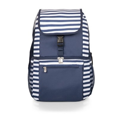 Picnic Time Zuma Backpack 9qt Cooler - Navy