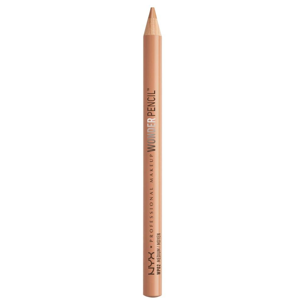 Nyx Professional Makeup Wonder Pencil Medium - 0.04oz