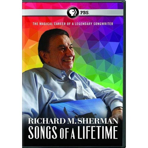 Richard M. Sherman: Songs of a Lifetime (DVD) - image 1 of 1