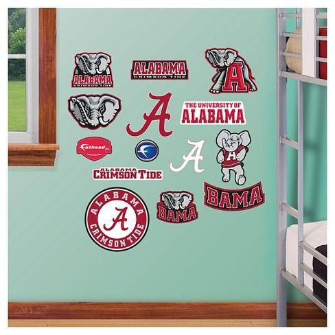 NCAA Fathead Junior Multi Logo Wall Decal - image 1 of 1