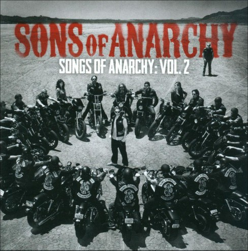 Various - Songs of anarchy:Volume 2 (Ost) (CD) - image 1 of 1
