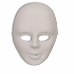Forum Novelties Make Your Own Deluxe Adult Mask