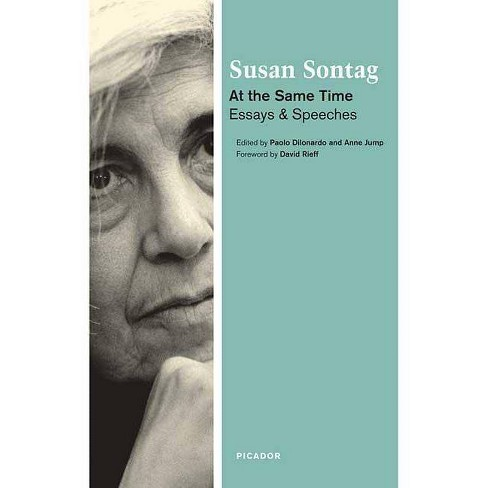 At the Same Time - by  Susan Sontag (Paperback) - image 1 of 1