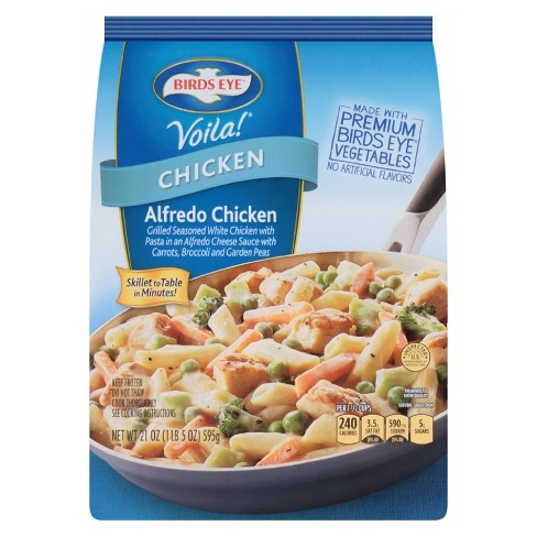Birds Eye Voila! Frozen Frozen Chicken Alfredo Dinner - 23oz - image 1 of 1