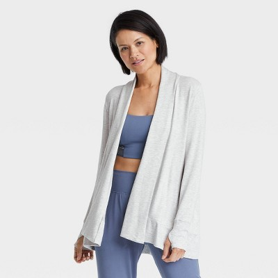 Women's Cozy Lightweight Fleece Cardigan - All in Motion™