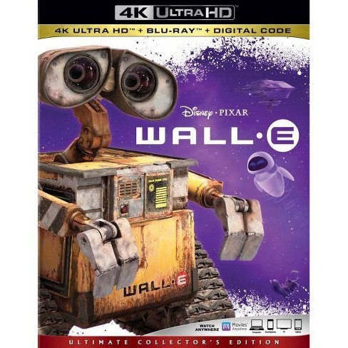 WALL - E (4K/UHD) - image 1 of 2