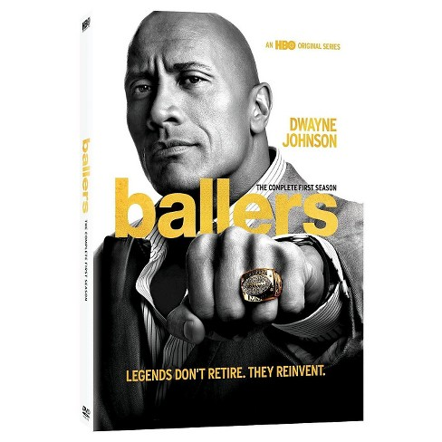 Ballers: Season 1 (DVD) - image 1 of 1