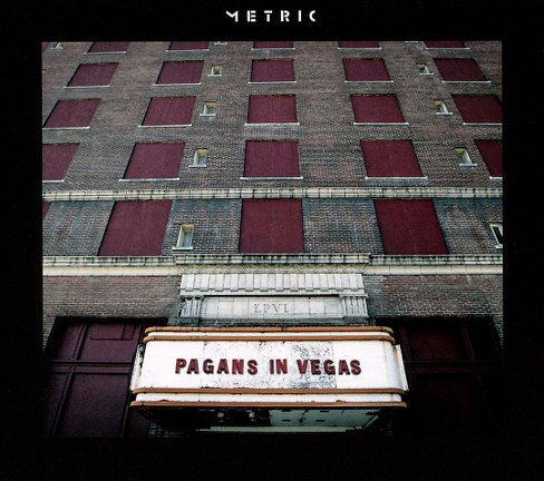 Metric - Pagans In Vegas (CD) - image 1 of 1