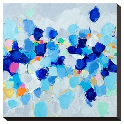 Unframed Wall Canvas Blue 21 X 16 X 2 - Art.com