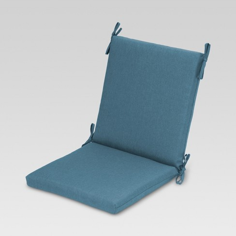 Chair Cushion - Medium Blue - Threshold™ - image 1 of 2