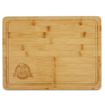 Wooden Magnetic Cutting Board - Pit Boss