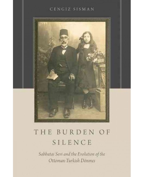 Burden of Silence : Sabbatai Sevi and the Evolution of the Ottoman-Turkish Dönmes (Hardcover) - image 1 of 1