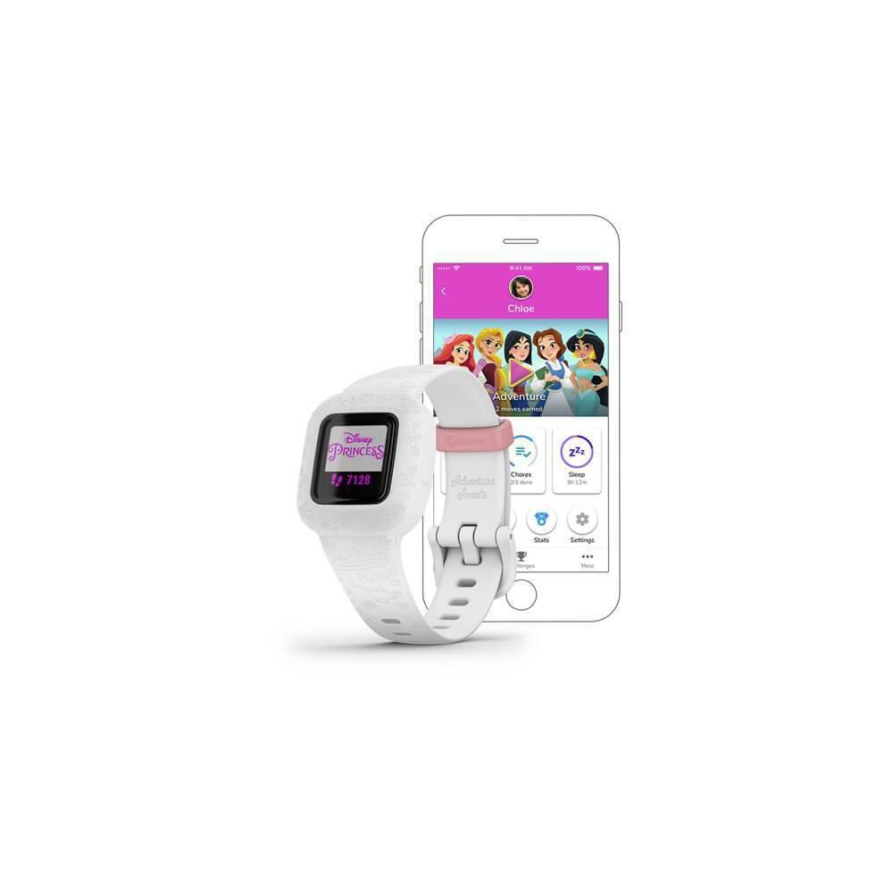 Garmin Vivofit Jr 3 Activity Tracker Princess Icons
