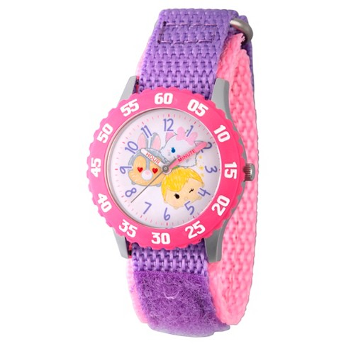 Kids Disney® Watches Purple - image 1 of 2
