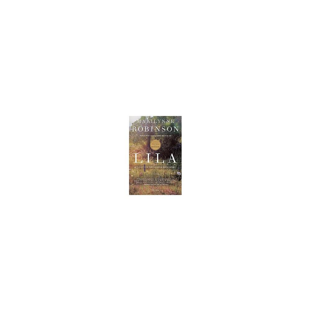 Lila (Reprint) (Paperback) (Marilynne Robinson)