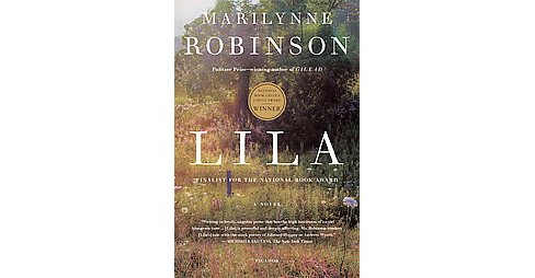 Lila (Reprint) (Paperback) (Marilynne Robinson) - image 1 of 1