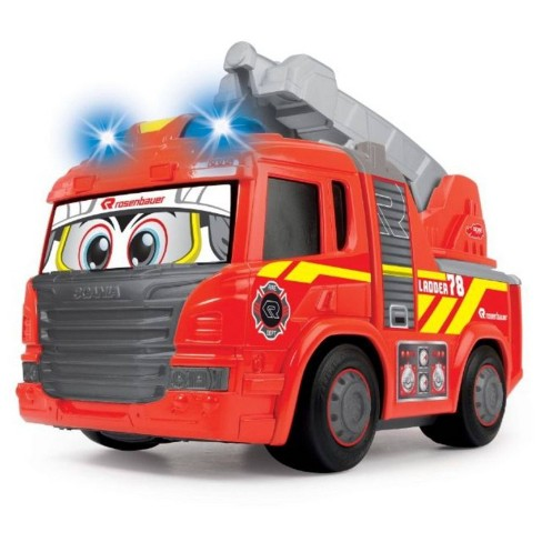 Dickie Toys Happy Fire Truck - image 1 of 4