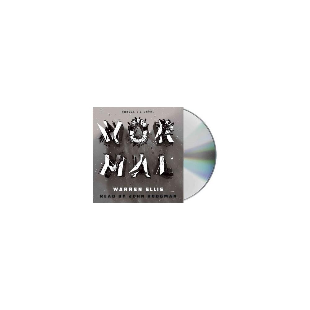 Normal (Unabridged) (CD/Spoken Word) (Warren Ellis)