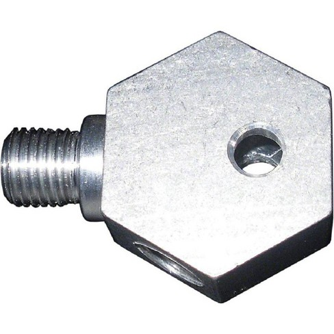 XLAB Sonic-Nut Co2 Holder for Cage Carrier Silver - image 1 of 2