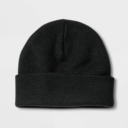 Boys' Cuffed Beanie - Cat & Jack™ One Size